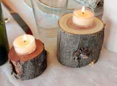 Tealight Tree Candle Holder