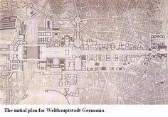 Albert Speer Blueprints | Welthauptstadt Germania !!!
