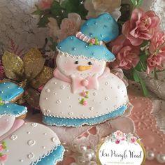 Snowman cookies,  showgirl, gingerbread cookies,  gingerbread keepsake cookies,  decorated cookies,  Christmas cookies,  gifts for her,
