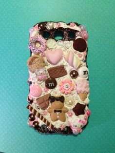 Chocoholic Baked Sweets Phone Case Samsung Galaxy