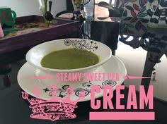 Sweat pea cream