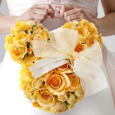 Color bouquet Minnie Madeleine