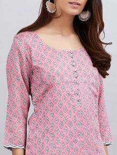 Salwar Suit Neck Designs, Kurta Neck Design, Kurta Designs Women, Salwar Designs, Dress Neck Designs, Blouse Designs, Salwar Pattern, Kurta Patterns, Chudidhar Designs