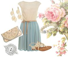 """""""We will tell them tonight"""" by derulu on Polyvore"""
