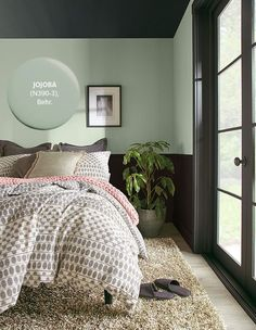Jojoba | Photographer: Courtesy of Behr Best House Paint Colors, Top Paint Colors, House Colors, Best Interior Paint, Interior Paint Colors, Home Interior Design, Behr, Room Colors, Wall Colors