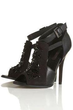 Topshop- RUBIES Gem High Heel Sandal