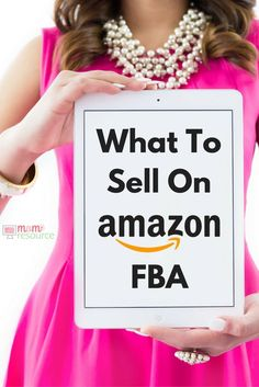 Wondering what to sell on Amazon? If you're thinking about becoming an Amazon seller or selling on Amazon FBA you'll need to have an idea of what to sell on Amazon. This will help you choose the best most profitable items to sell on Amazon.  http://www.momresource.com/what-to-sell-on-amazon via @momresource