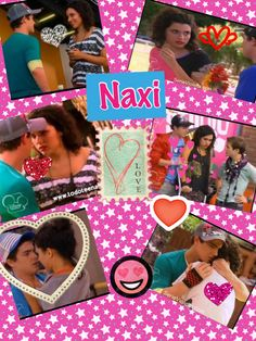 Naxi! Nathalia and Maxi