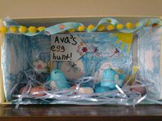 Ava's Egg Hunt -- Ava Shirk, 6, Lebanon