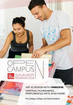 Open Campus Summer Programs 2018