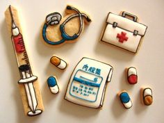 Cookies sanitarias