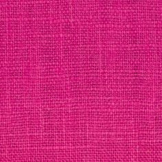 Belgian Neon Pink 7 - 100% Linen 7.5 Oz (Medium Weight | 56 Inch Wide | Extra Soft) Pink Color, Purple, Neon, Diy Sewing Projects, Fabric Swatches, Medium, Drapery, Linen Fabric, The 100