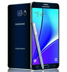 Samsung Galaxy Note5 is official!