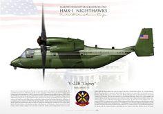 Osprey Helicopter, Military Helicopter, Military Aircraft, Us Navy, Mustang, Us Marine Corps, Army Vehicles, Aircraft Design, Aviation Art