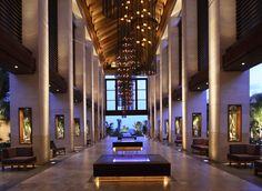 Jeffrey Beers - The Cove. Luxury hotel at Atlantis Resort-Bahamas