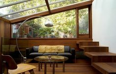 brinkworth modern interiors mid century - ohhh… what a perfect window-roof