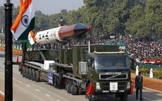 India is set to test its most advanced long-range nuclear-capable missile to date later Wednesday, a launch experts say will serve as a deterrent against China. Best Army, Weapon Of Mass Destruction, Nuclear War, Indian Army, Countries Of The World, Incredible India, Military Vehicles, Pakistan, Product Launch