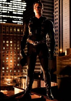 Batman Begins: Christian Bale as Bruce Wayne/Batman