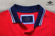 #saxoolondon #menswear #mensfashion #redlove #tshirt #sporty