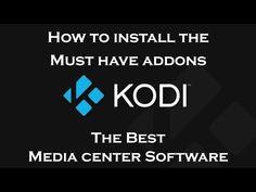 Best Tutorial On How To Install Kodi Addon