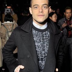 Instagram for www.ramimalekonline.com - visit our website for all the latest Rami Malek news and updates