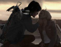 Daryl Dixon Beth Greene Bethyl Forever #gc The Walking Dead Norman Reedus Emily Kinney