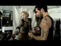 Marc Jacobs & Madonna Louis Vuitton Creative Campaign - YouTube