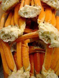 6 Ways for Cooking Snow Crab - I used the oven recipe for frozen crab. It worked perfectly!!!