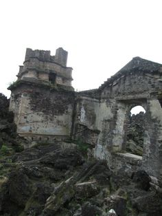 San Juan Viejo (Paricutín) Michoacán