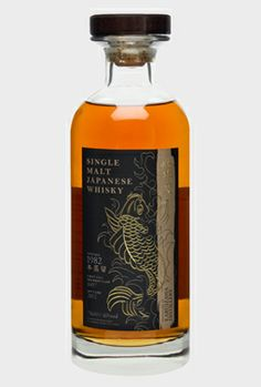 "The Whisky Wire: Karuizawa 1982 ""Precision Dramineering"" Whiskey Brands, Cigars And Whiskey, Bourbon Whiskey, World Of Whisky, Lapsang Souchong Tea, Karuizawa, Japanese Whisky, Single Malt Whisky, Wine And Liquor"