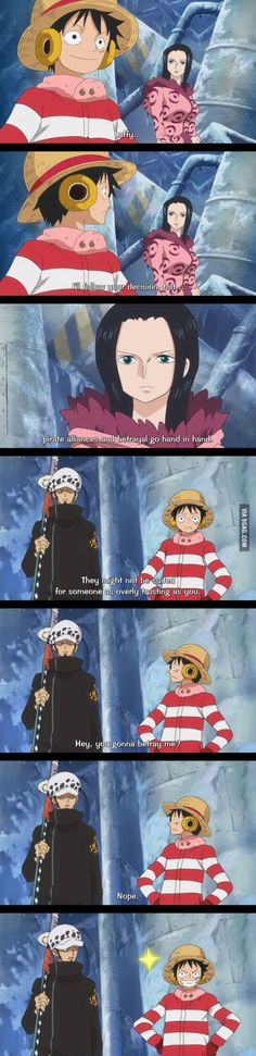 This is why I love One Piece