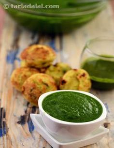 A refreshing combination of coriander and coconut, the green chutney goes well with dhoklas and other snacks. In most cases, chaats are also laced with green chutney. In all, it is very versatile and can be used as an accompaniment.