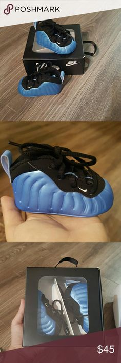 promo code f1abd 55d2c Nik Lil Posite One Baby boy shoes Size 1C, Never been worn, Tags and Box  Nike Shoes Sneakers