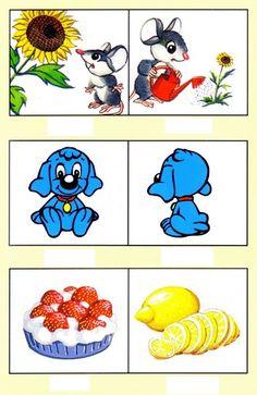antonyma Speech Therapy Activities, Kindergarten, Cool Kids, German, Clip Art, Kids Rugs, Languages, Puzzles, Games