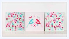 Love these canvases