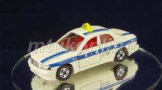TOMICA 115 CROWN MAJESTA TAXI | 1/64 | JAPAN | 115B-2