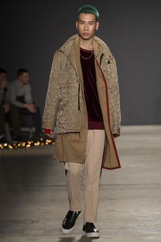 See the complete Ovadia & Sons Fall 2017 Menswear collection.