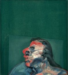 Miss Muriel Belcher, by Francis Bacon, 1959