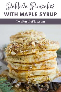 Easy To Make Breakfast, Egg Recipes For Breakfast, Delicious Breakfast Recipes, Sweet Breakfast, Breakfast Time, Brunch Recipes, Sweet Recipes, Breakfast Pancakes, Brunch Ideas