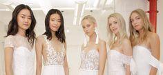 Chignon, semiraccolti e chiome fluenti: scopri tutte le acconciature sposa per capelli lunghi!