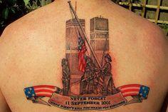 911 Tribute Tattoos ...XoXo