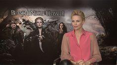 """Charlize Theron en interview pour le film """"Blanche-Neige et le Chasseur"""" !"""
