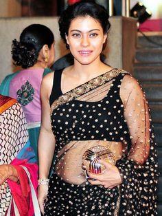 Kajol Indian Actress Hot Pics, Indian Bollywood Actress, Beautiful Bollywood Actress, Beautiful Indian Actress, Bollywood Fashion, Indian Actresses, Kajol Saree, Bollywood Saree, Indian Navel