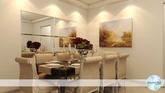 espelhos sala de jantar - Pesquisa Google