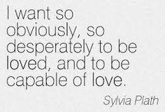 sylvia plath quotes love - Google Search