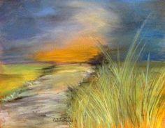 Soft Pastel Drawing -