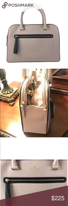 Kate Spade Kalen Chester Street Satchel Handbag NWT handbag comes with store bag. Never used. kate spade Bags