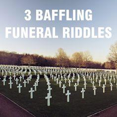 3 Baffling Funeral Riddles » Urns   Online