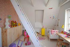 Mor til MERNEE: Kids room with ladder