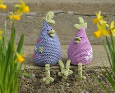 Free Ravelry: Eggstremely Cosy Set pattern by Corinne Frieden
